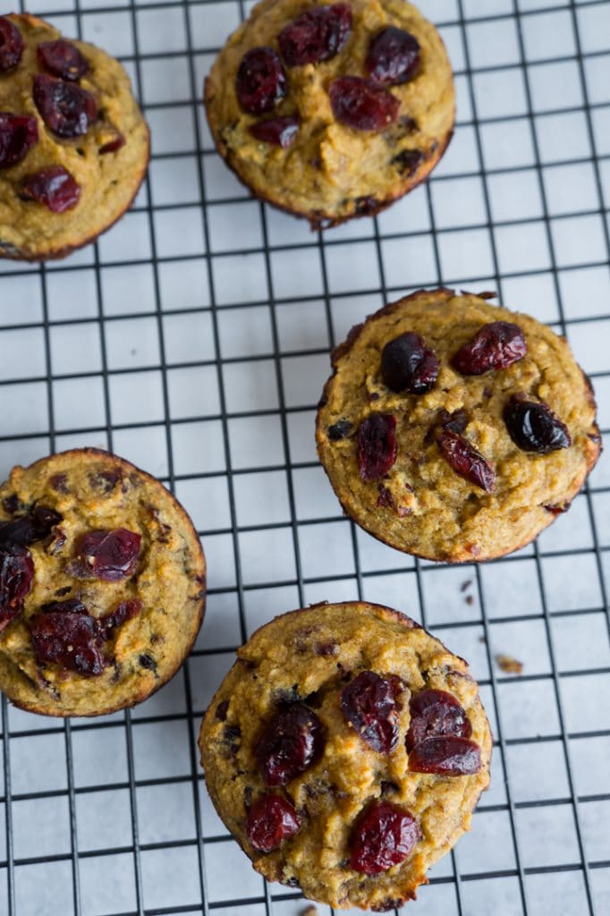 the most healthy and delicious paleo muffins