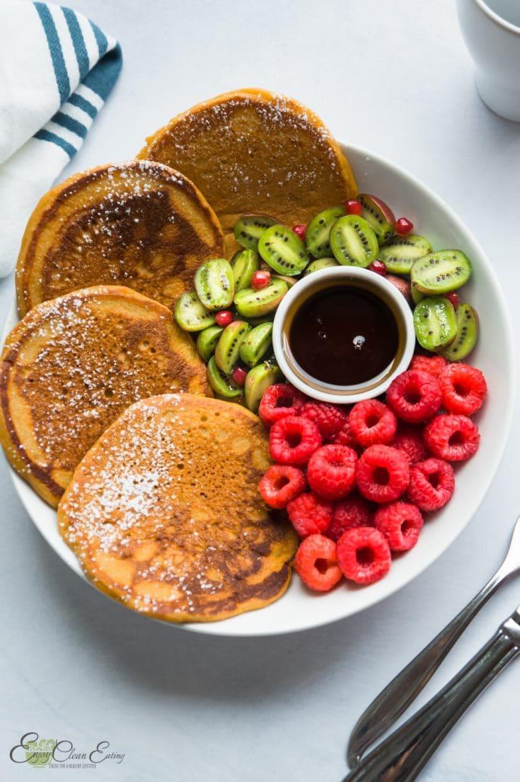 Best paleo pumpkin pancakes recipe