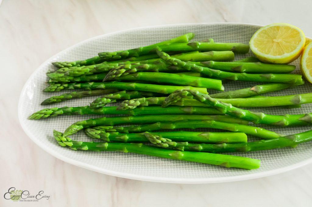 instant pot steam asparagus