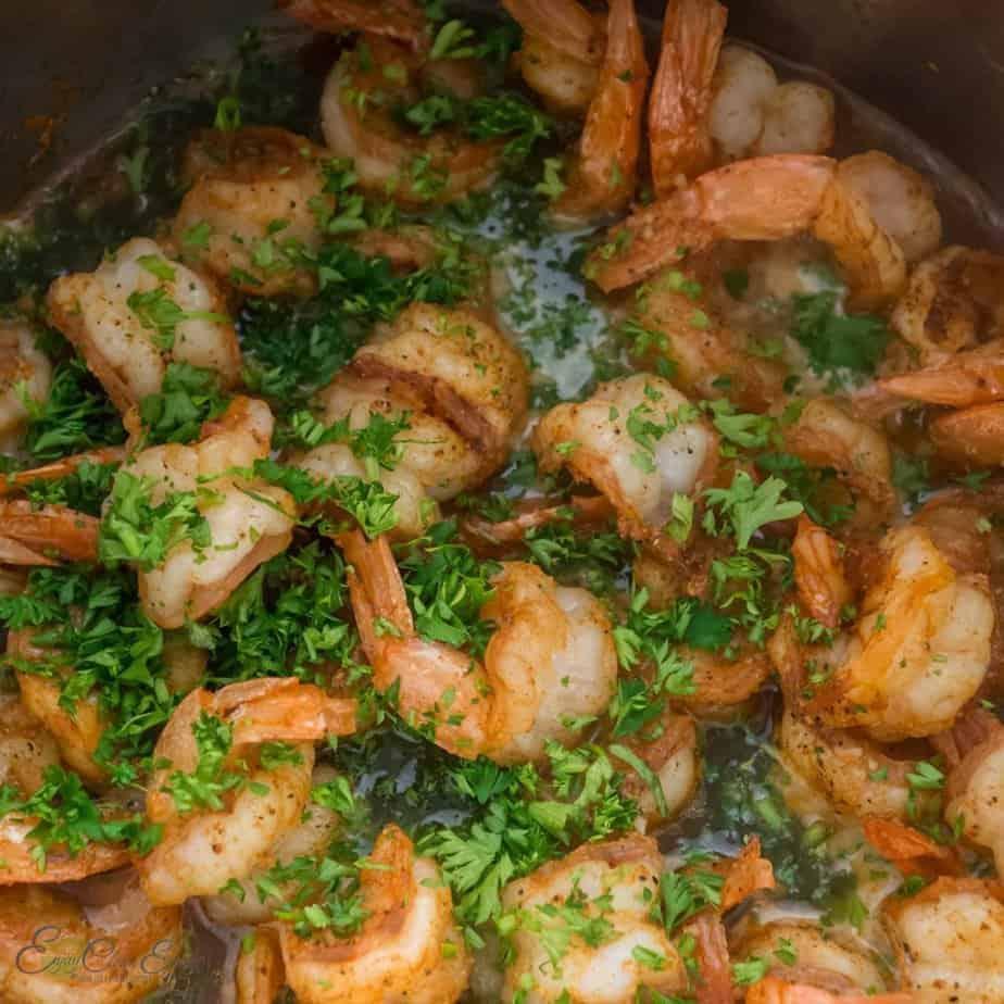 perfect shrimp scampi