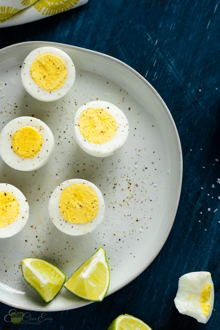 Perfect & Easy To Peel Air Fryer Hard Boiled eggs