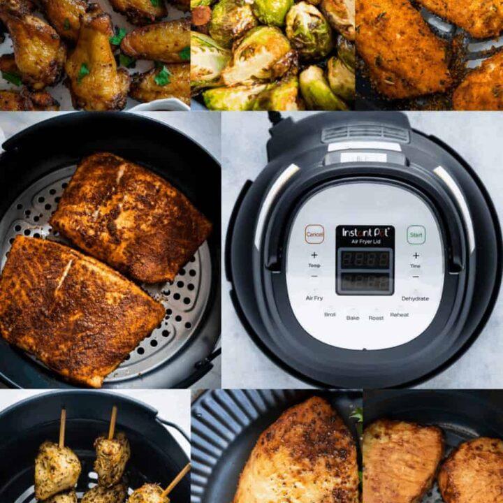 7 Delicious Instant Pot Air Fryer Lid Recipes