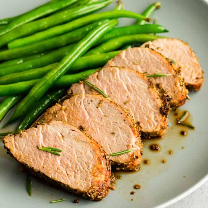 The Perfect Pork Tenderloin In Air Fryer