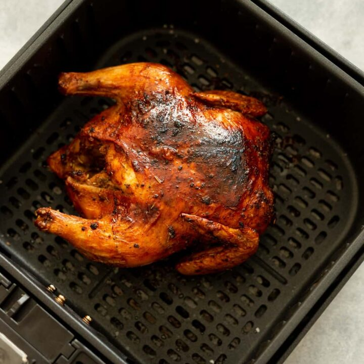 How To Cook Cornish Hen In Air Fryer (Super Easy)