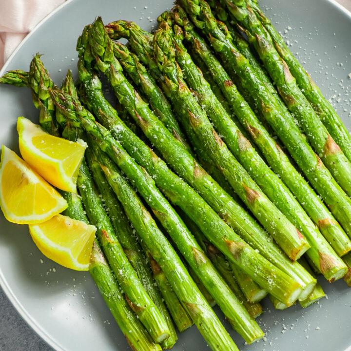 Easy Air Fryer Asparagus Recipe