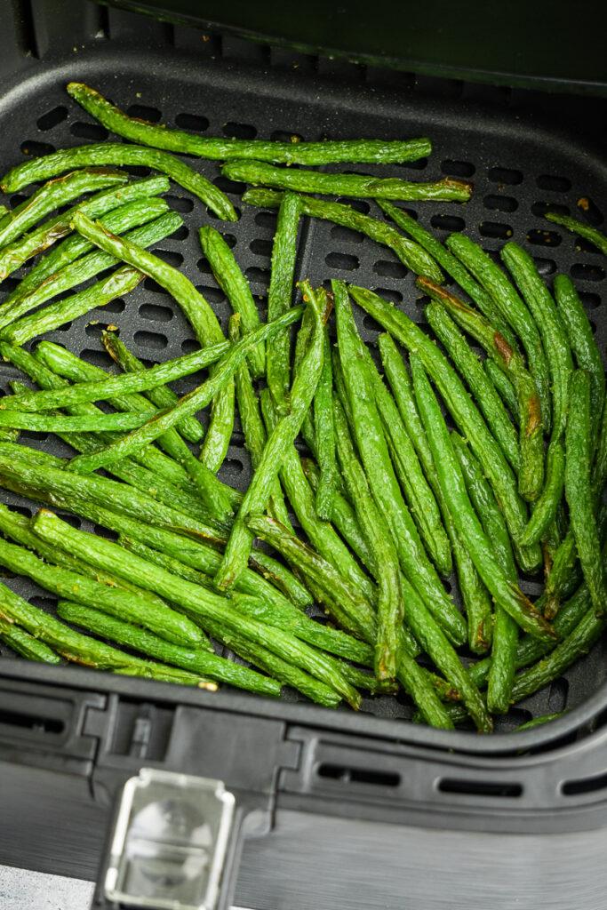 Air fryer green beans.