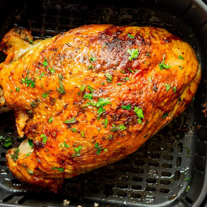 Best Air Fryer Turkey Breast Recipe